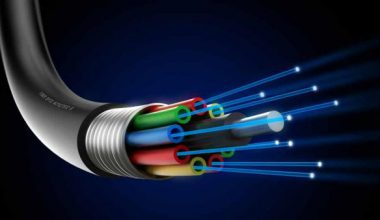 کابل های فیبر نوری و انواع آن و تفاوت های آن ها با هم